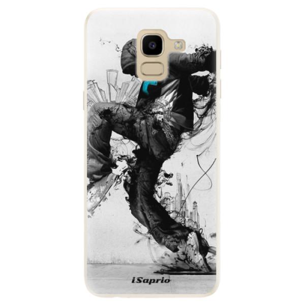 Silikonové pouzdro iSaprio - Dance 01 - Samsung Galaxy J6
