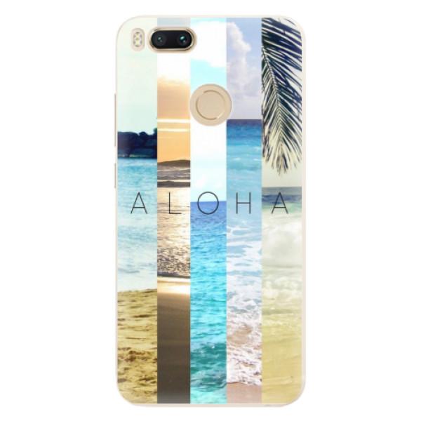 Silikonové pouzdro iSaprio - Aloha 02 - Xiaomi Mi A1