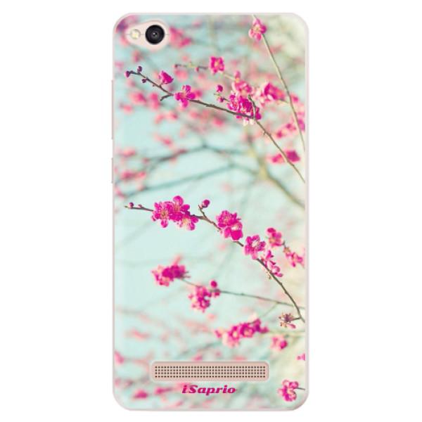 Silikonové pouzdro iSaprio - Blossom 01 - Xiaomi Redmi 4A
