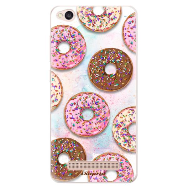 Silikonové pouzdro iSaprio - Donuts 11 - Xiaomi Redmi 4A
