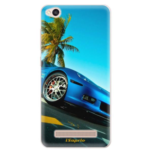 Silikonové pouzdro iSaprio - Car 10 - Xiaomi Redmi 4A