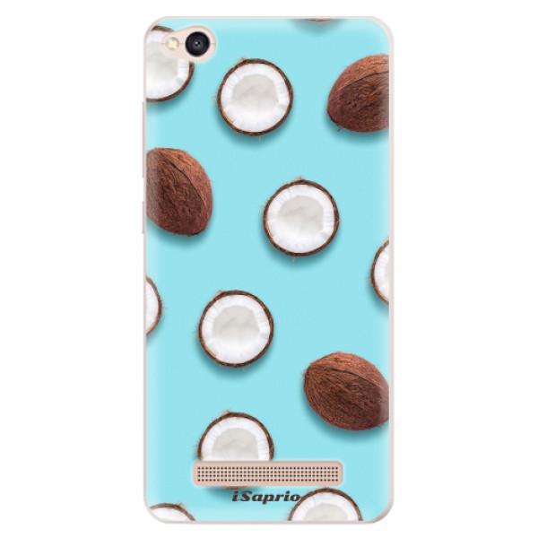 Silikonové pouzdro iSaprio - Coconut 01 - Xiaomi Redmi 4A