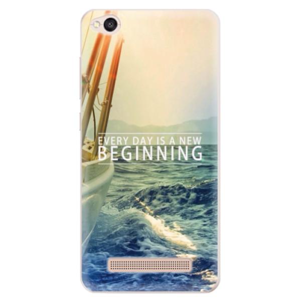 Silikonové pouzdro iSaprio - Beginning - Xiaomi Redmi 4A