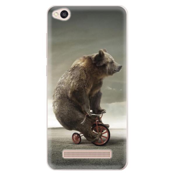 Silikonové pouzdro iSaprio - Bear 01 - Xiaomi Redmi 4A