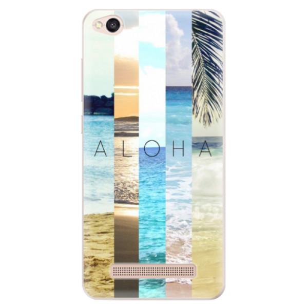 Silikonové pouzdro iSaprio - Aloha 02 - Xiaomi Redmi 4A