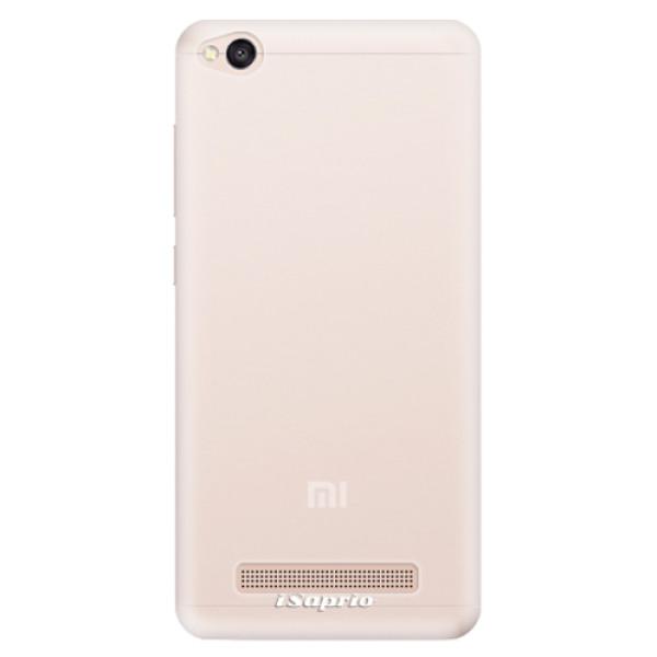 Silikonové pouzdro iSaprio - 4Pure - mléčný bez potisku - Xiaomi Redmi 4A