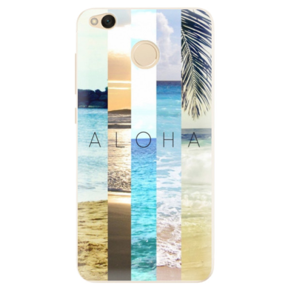 Silikonové pouzdro iSaprio - Aloha 02 - Xiaomi Redmi 4X