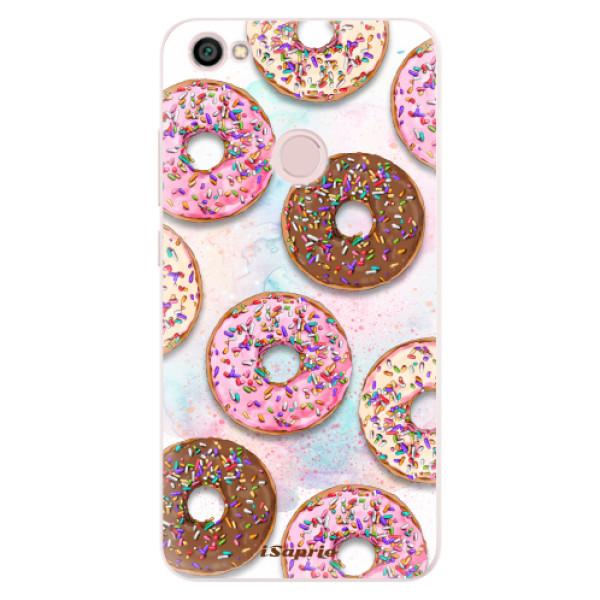 Silikonové pouzdro iSaprio - Donuts 11 - Xiaomi Redmi Note 5A / 5A Prime