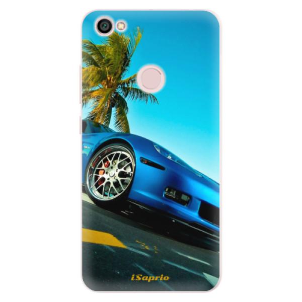 Silikonové pouzdro iSaprio - Car 10 - Xiaomi Redmi Note 5A / 5A Prime