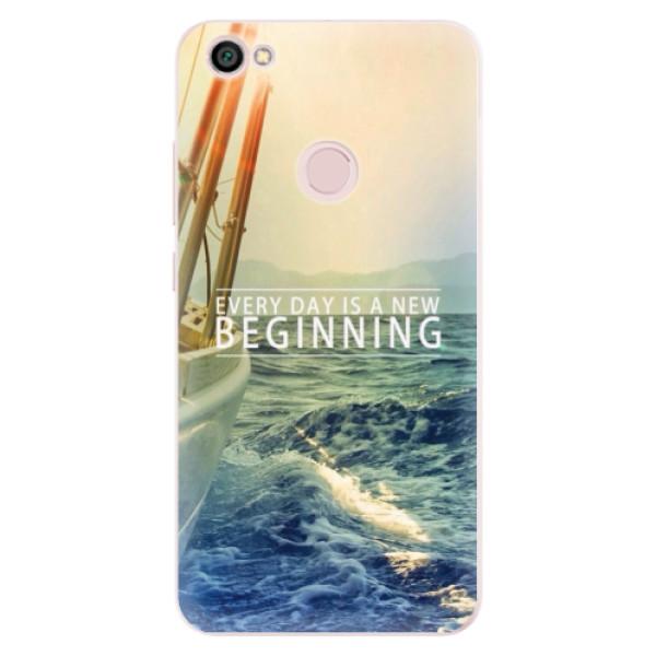 Silikonové pouzdro iSaprio - Beginning - Xiaomi Redmi Note 5A / 5A Prime