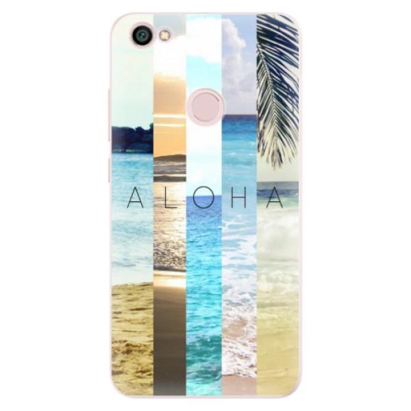Silikonové pouzdro iSaprio - Aloha 02 - Xiaomi Redmi Note 5A / 5A Prime
