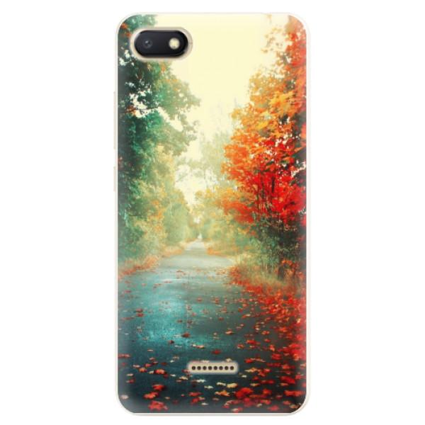 Silikonové pouzdro iSaprio - Autumn 03 - Xiaomi Redmi 6A
