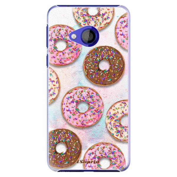 Plastové pouzdro iSaprio - Donuts 11 - HTC U Play