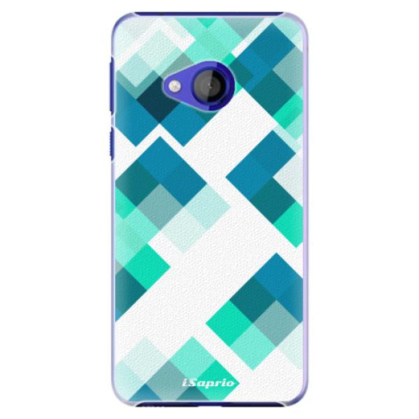 Plastové pouzdro iSaprio - Abstract Squares 11 - HTC U Play
