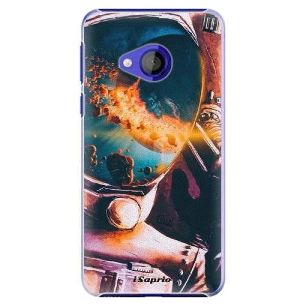 Plastové pouzdro iSaprio - Astronaut 01 - HTC U Play