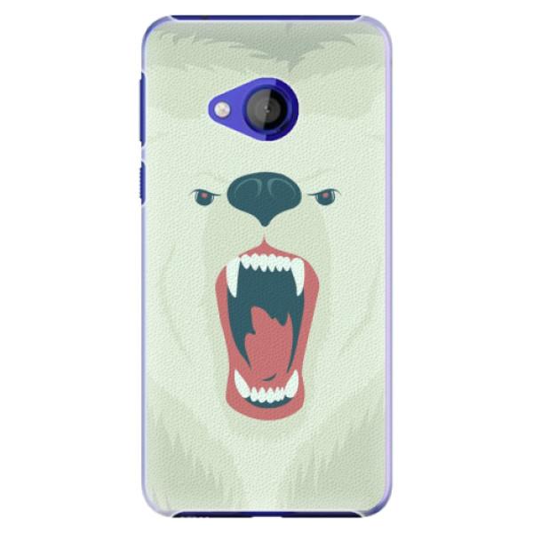 Plastové pouzdro iSaprio - Angry Bear - HTC U Play