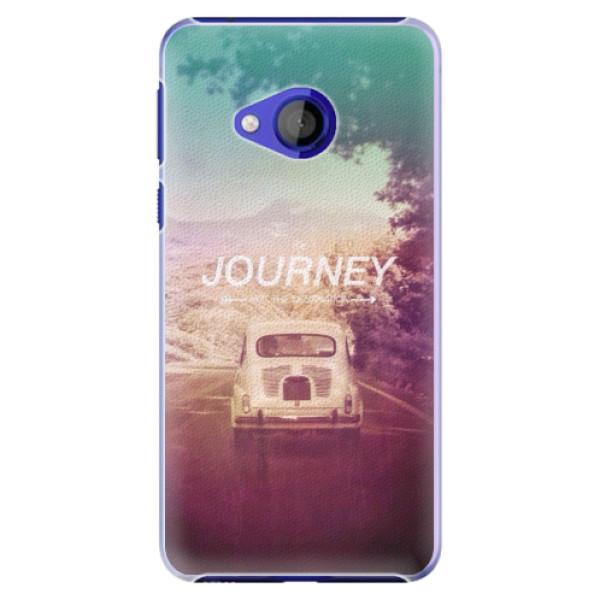 Plastové pouzdro iSaprio - Journey - HTC U Play