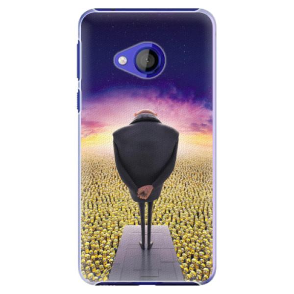 Plastové pouzdro iSaprio - Gru - HTC U Play
