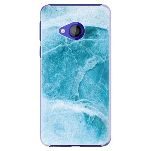 Plastové pouzdro iSaprio - Blue Marble - HTC U Play