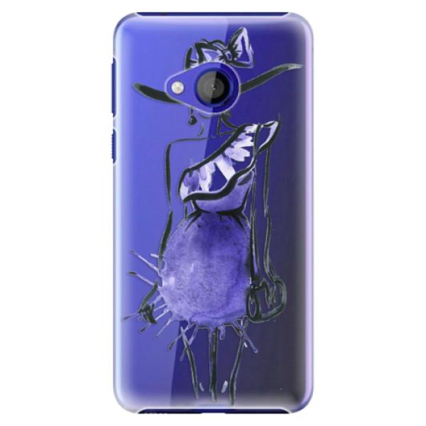 Plastové pouzdro iSaprio - Fashion 02 - HTC U Play
