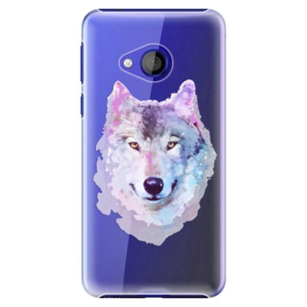 Plastové pouzdro iSaprio - Wolf 01 - HTC U Play
