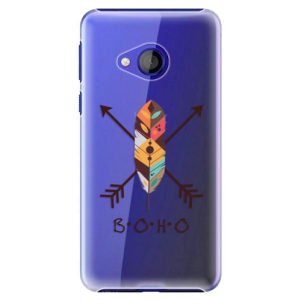 Plastové pouzdro iSaprio - BOHO - HTC U Play