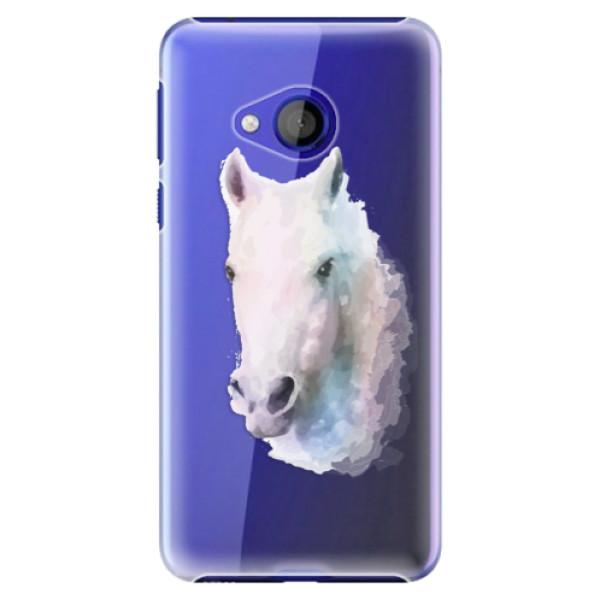 Plastové pouzdro iSaprio - Horse 01 - HTC U Play