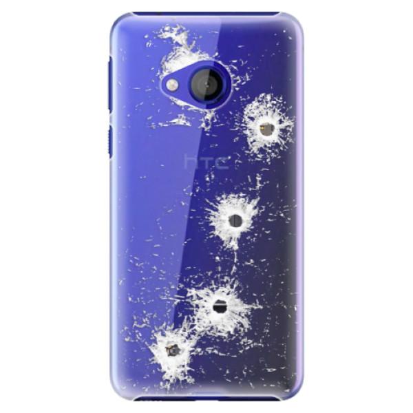 Plastové pouzdro iSaprio - Gunshots - HTC U Play