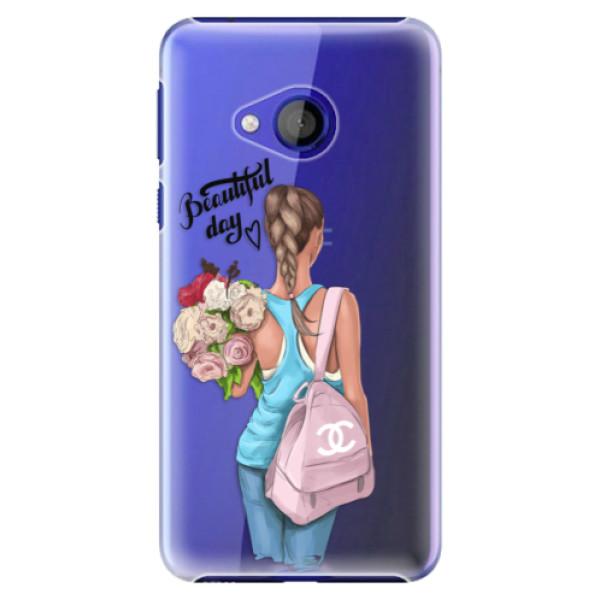Plastové pouzdro iSaprio - Beautiful Day - HTC U Play