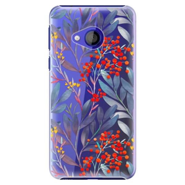 Plastové pouzdro iSaprio - Rowanberry - HTC U Play