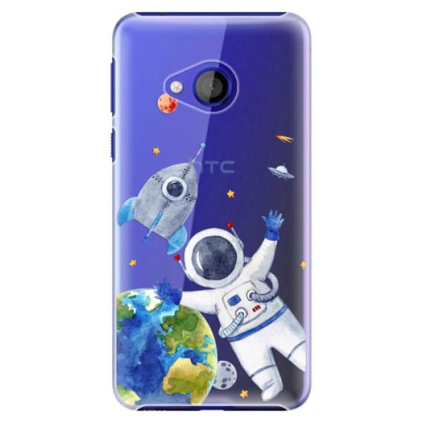 Plastové pouzdro iSaprio - Space 05 - HTC U Play