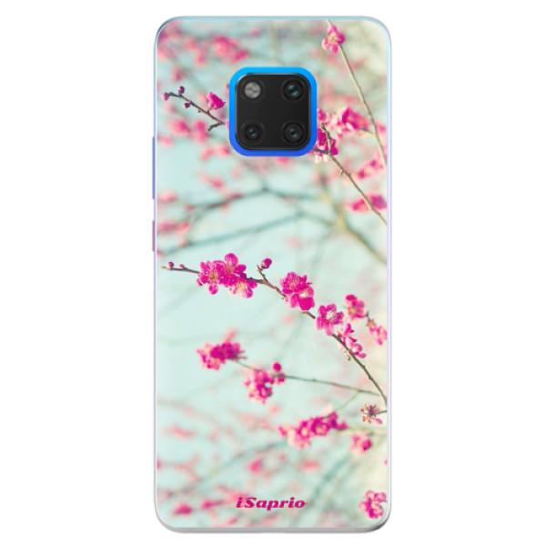 Silikonové pouzdro iSaprio - Blossom 01 - Huawei Mate 20 Pro