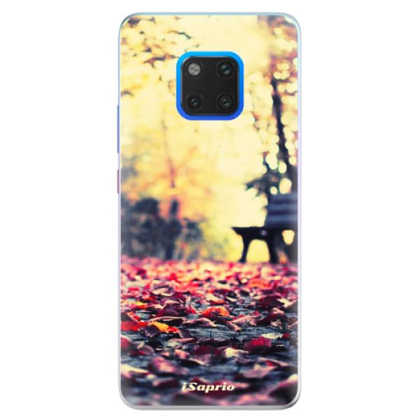Silikonové pouzdro iSaprio - Bench 01 - Huawei Mate 20 Pro