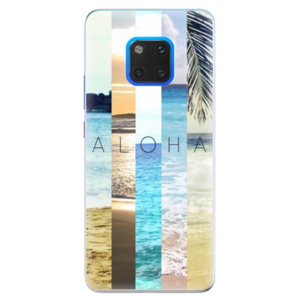 Silikonové pouzdro iSaprio - Aloha 02 - Huawei Mate 20 Pro