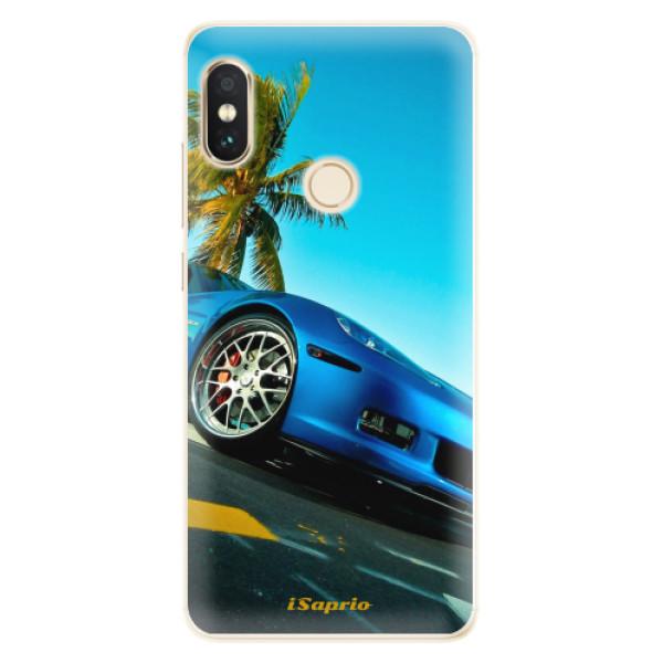 Silikonové pouzdro iSaprio - Car 10 - Xiaomi Redmi Note 5