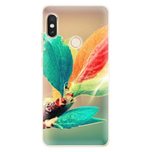 Silikonové pouzdro iSaprio - Autumn 02 - Xiaomi Redmi Note 5