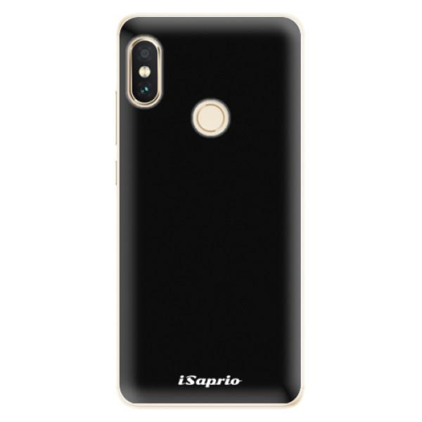 Silikonové pouzdro iSaprio - 4Pure - černý - Xiaomi Redmi Note 5