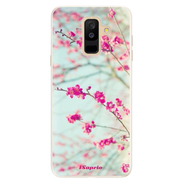 Silikonové pouzdro iSaprio - Blossom 01 - Samsung Galaxy A6+