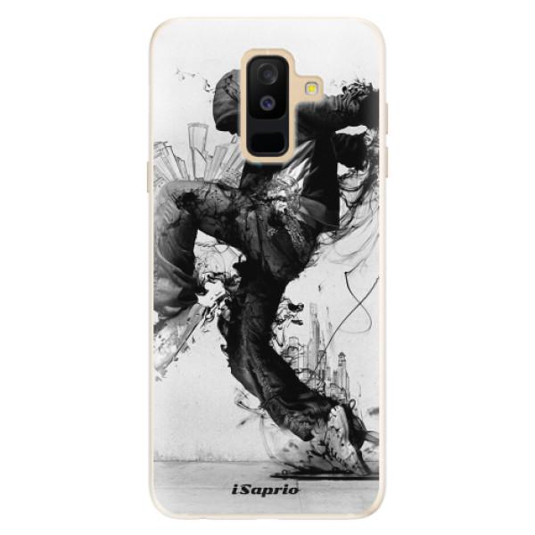 Silikonové pouzdro iSaprio - Dance 01 - Samsung Galaxy A6+