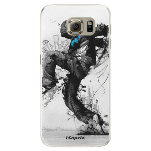 Silikonové pouzdro iSaprio - Dance 01 - Samsung Galaxy S6 Edge