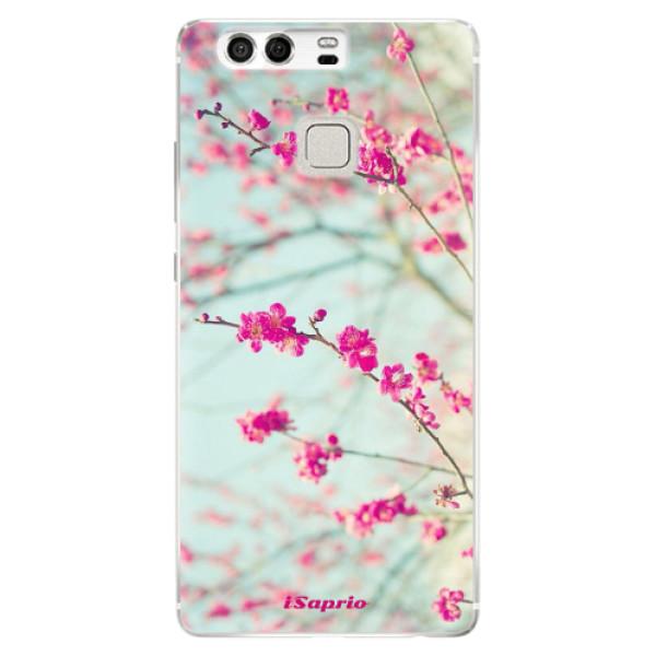 Silikonové pouzdro iSaprio - Blossom 01 - Huawei P9