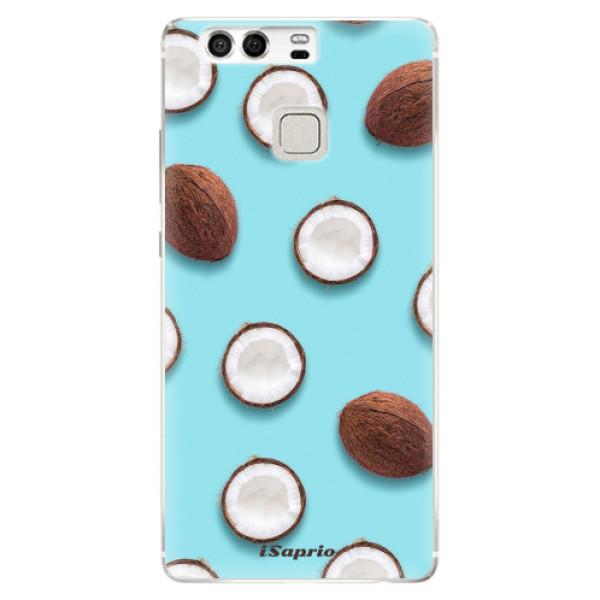 Silikonové pouzdro iSaprio - Coconut 01 - Huawei P9