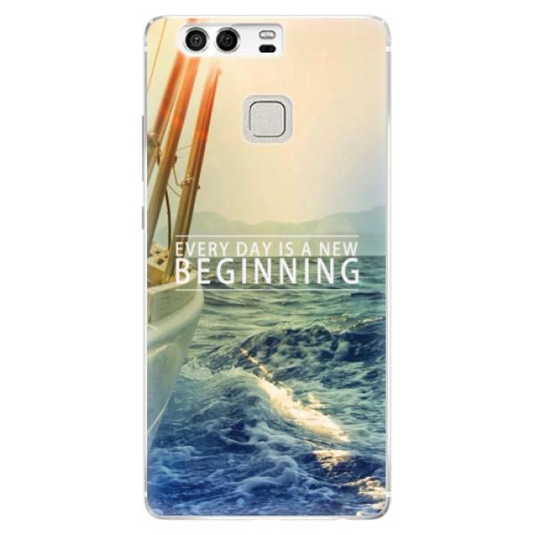 Silikonové pouzdro iSaprio - Beginning - Huawei P9