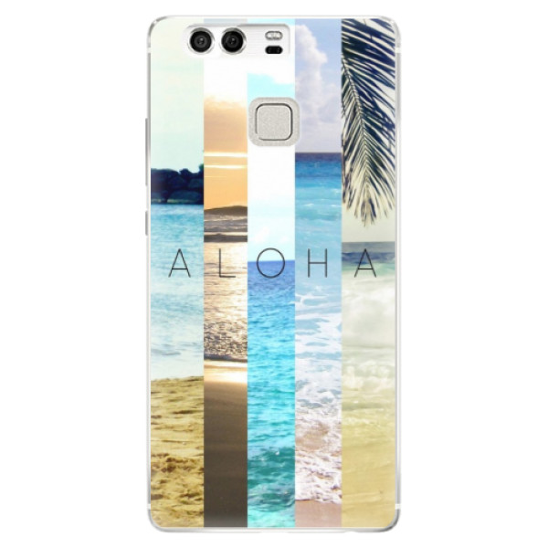 Silikonové pouzdro iSaprio - Aloha 02 - Huawei P9