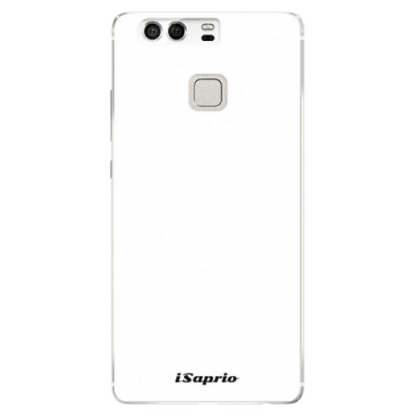 Silikonové pouzdro iSaprio - 4Pure - bílý - Huawei P9