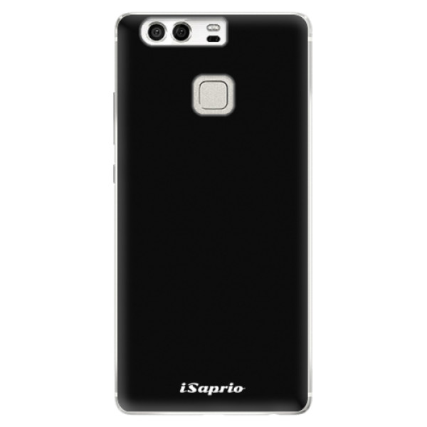 Silikonové pouzdro iSaprio - 4Pure - černý - Huawei P9