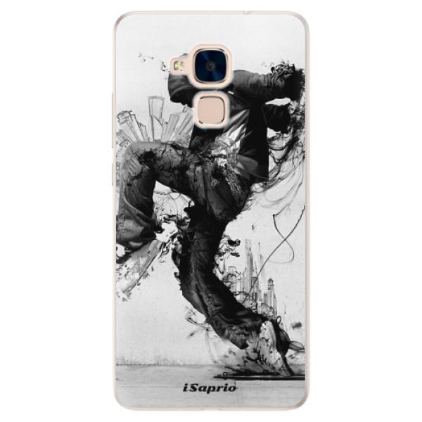 Silikonové pouzdro iSaprio - Dance 01 - Huawei Honor 7 Lite
