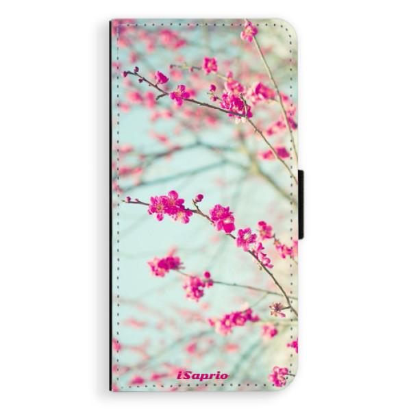Flipové pouzdro iSaprio - Blossom 01 - Samsung Galaxy J6