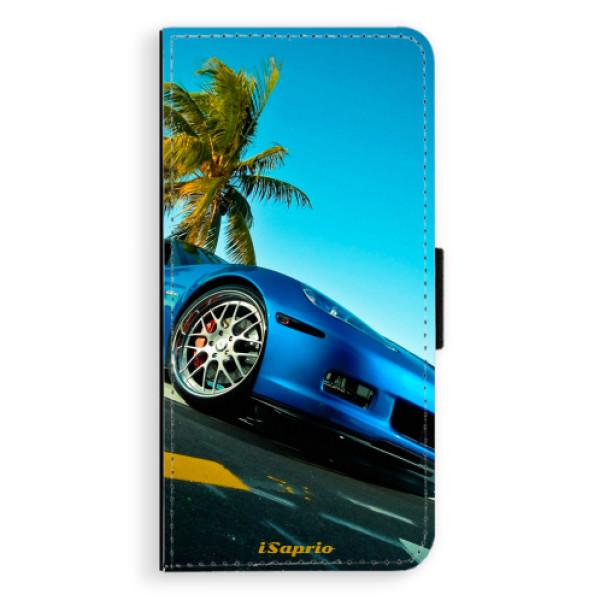 Flipové pouzdro iSaprio - Car 10 - Samsung Galaxy J6