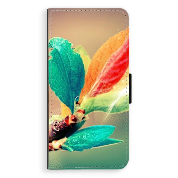 Flipové pouzdro iSaprio - Autumn 02 - Samsung Galaxy J6